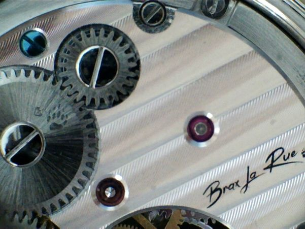 BRAX LA RUE Tourbillon Limited Edition