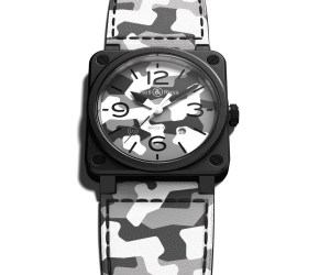 Bell & Ross BR 03-92 White Camo Limited Edition