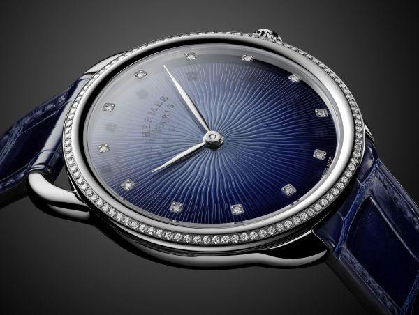 Hermès Arceau Soleil watch