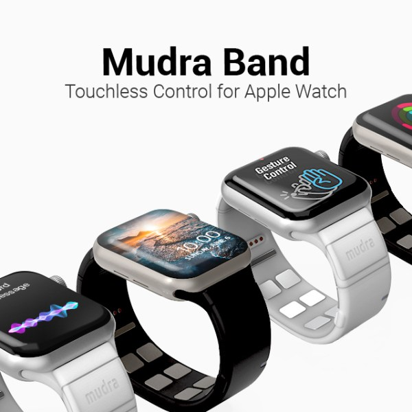 Introducing the Wearable Devices MUDRA Gesture Control Wristband for Apple Watch