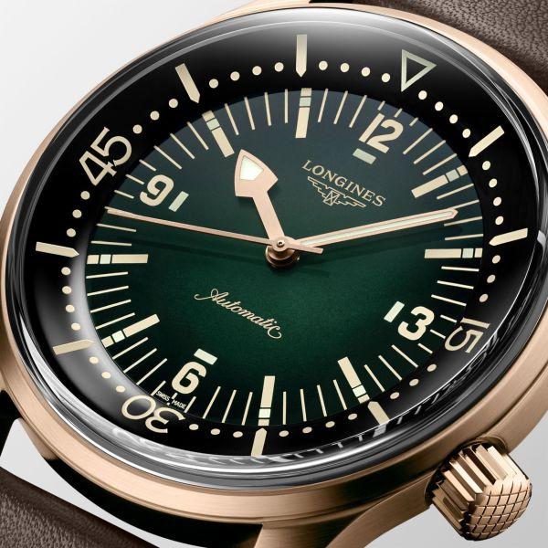Longines Legend Diver Watch Bronze Version