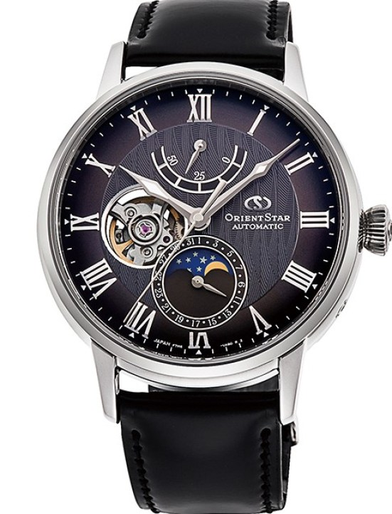 ORIENT STAR Mechanical Moon Phase New Models
