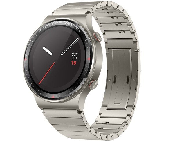 PORSCHE DESIGN HUAWEI WATCH GT 2 - 2
