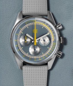 ROUE TPS (Tachymeter Pulsometer Chronograph)