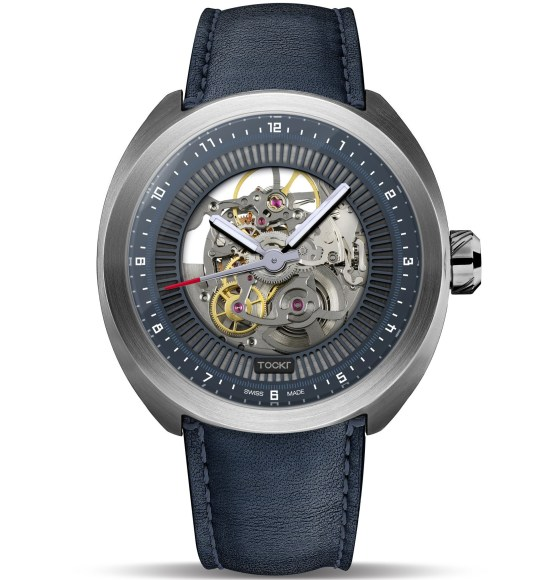 Tockr C-47 Skeleton Automatic Watch Limited Edition