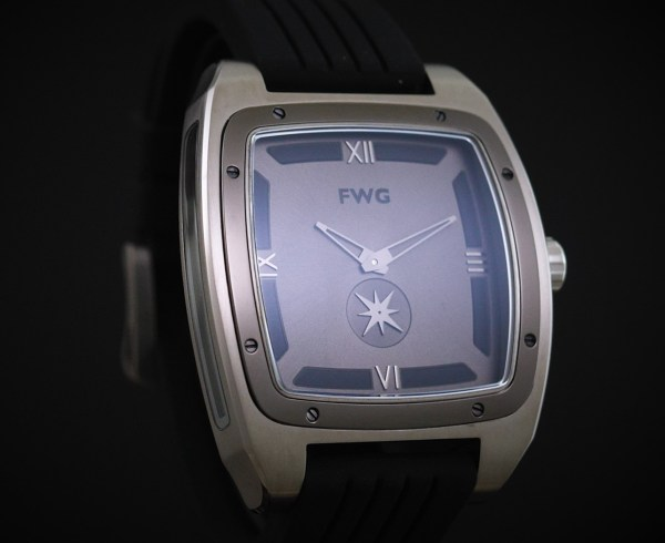 FWD Pretty Second Manual Wound Watch, Equipped with ETA7001