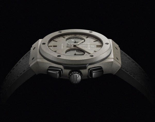Hublot Classic Fusion Concrete Jungle New York Limited Edition watch retail price in USA 18,800 US$