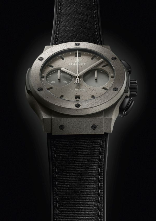 Hublot Classic Fusion Concrete Jungle New York Limited Edition watch