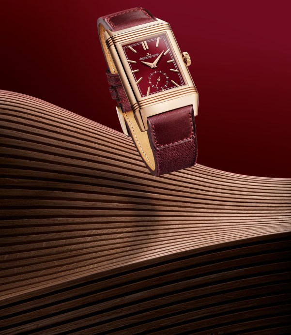 Jaeger-LeCoultre Reverso Tribute Duoface Fagliano Limited Edition