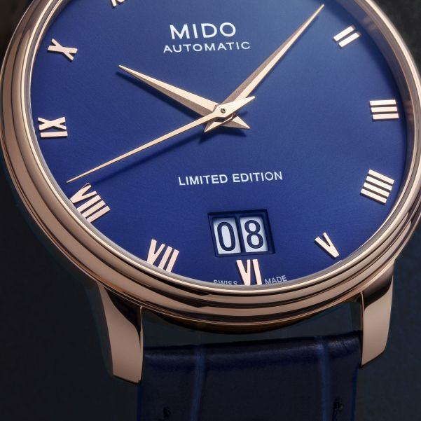 Mido Baroncelli Big Date Limited Edition, Reference M027.426.36.043.00