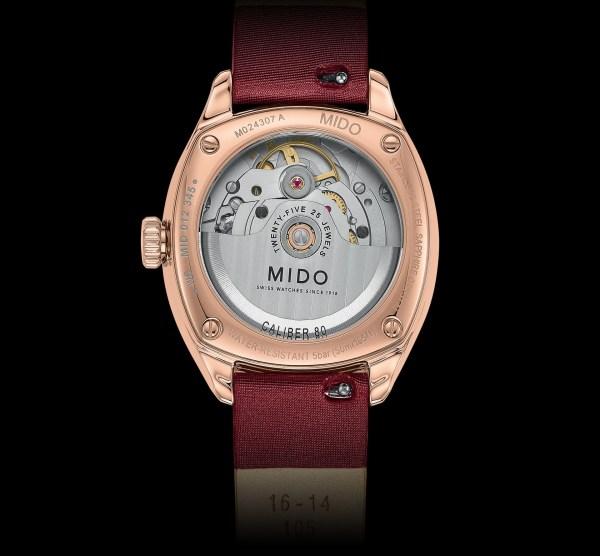 Mido Belluna Royal Milady Special Edition (M024.307.37.116.00)