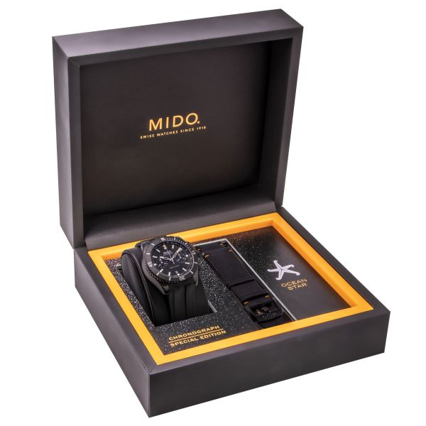 Mido Ocean Star Chronograph Special Edition (M026.627.37.051.00)
