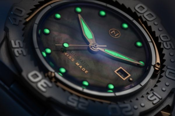 NOVE Trident Automatic Diving Watch
