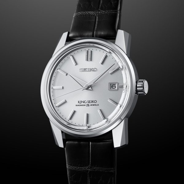 Seiko 140th Anniversary Limited Edition - Re-creation of King Seiko KSK (SJE083)