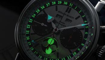 Speake-Marin London Chronograph Triple Date Limited Edition