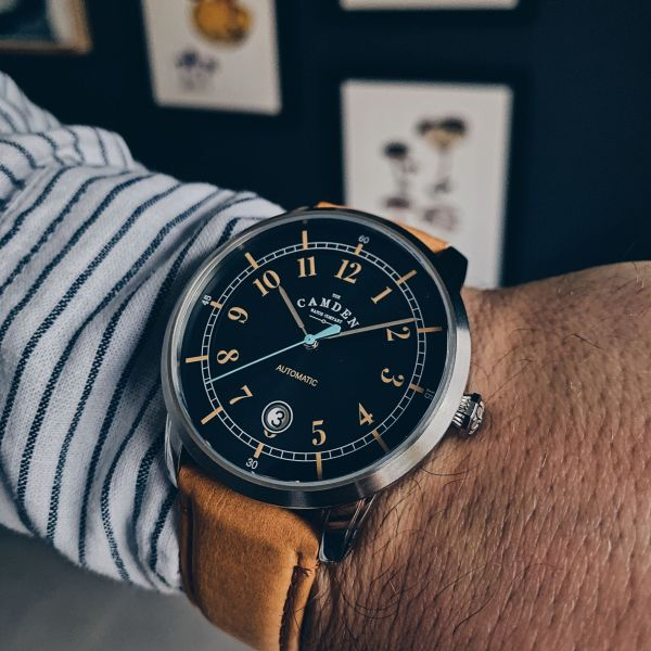 The Camden Watch Company No.29 Type II Automatic Limited Edition