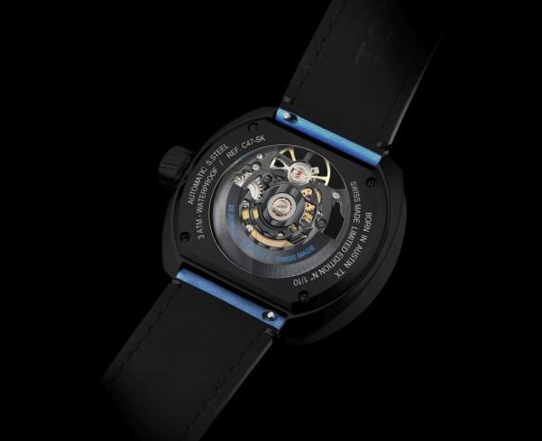"Tockr C-47 ""Hugo"" Skeleton Limited Edition Automatic Watch"