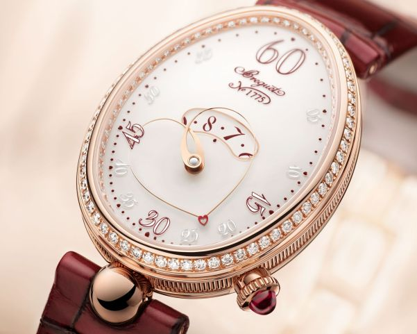 Breguet Reine De Naples Coeur Eternal Love Limited Edition