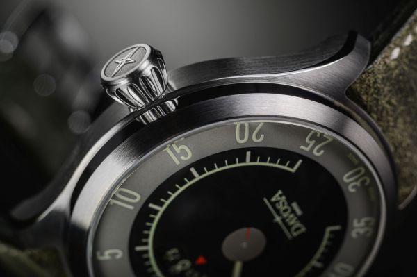 DAVOSA Newton Speedometer Automatic