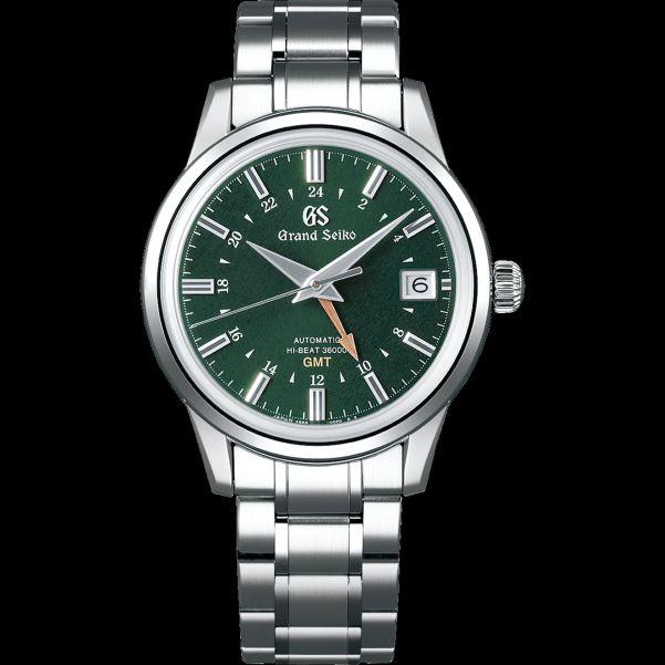 Grand Seiko Elegance GMT Shunbun Automatic - SBGJ251