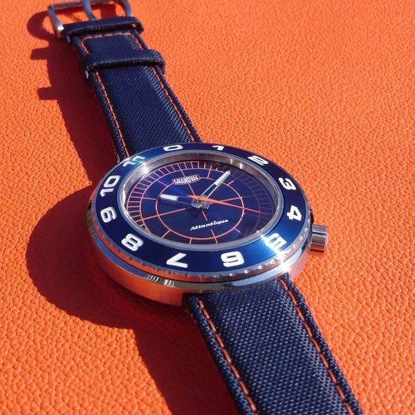 Grandval Atlantique Watch Collection