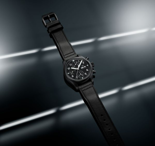 IWC Schaffhausen Pilot's Watch Chronograph Edition Tribute to 3705 Limited Edition