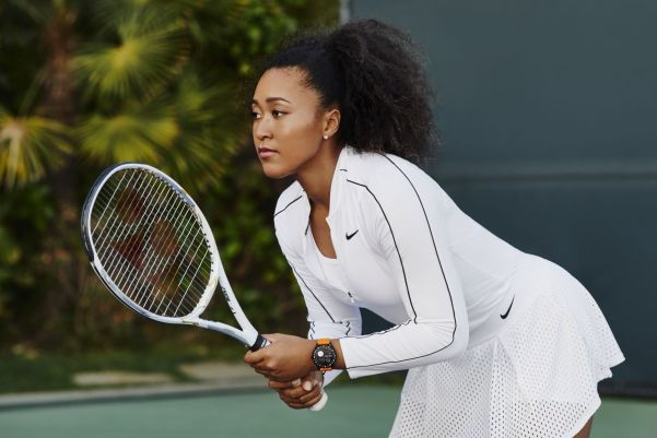 Tag Heuer Announces Tennis Professional Player Naomi Osaka as its New Brand Ambassador