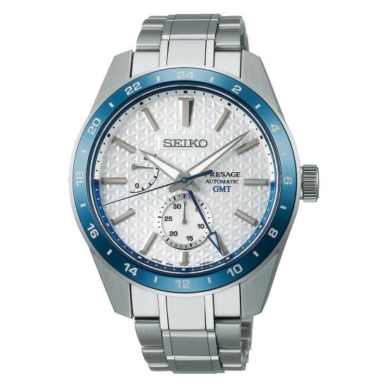Seiko 140th Anniversary Limited Editions - Presage Sharp Edged Series: SPB223