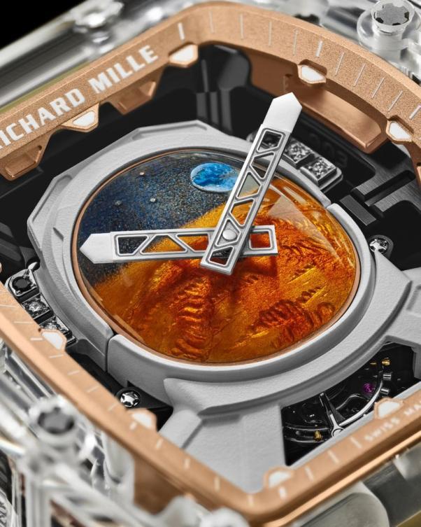 Richard Mille RM 52-05 Manual Winding Tourbillon Pharrell Williams