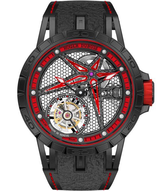 Roger Dubuis Excalibur Spider Pirelli RDDBEX0817