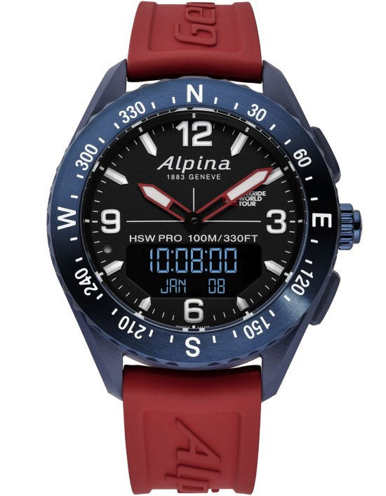 Alpina AlpinerX Smart Outdoors Limited Edition