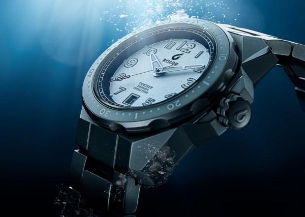 BOLDR Odyssey Freediver automatic watch