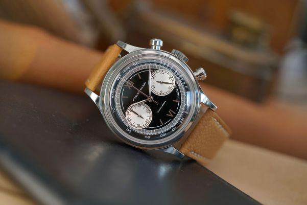 """Furlan Marri Chronograph, Ref. 1022-A """"Laccato Nero"""""""