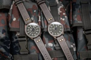 LACO Augsburg Olive 42 and Aachen Olive 42 Limited Editions