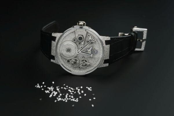 Ulysse Nardin Sparkling Free Wheel Limited Edition