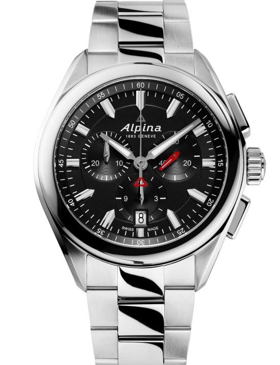 Alpina Alpiner Quartz Chronograph AL-373BB4E6B