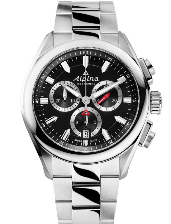 Alpina Alpiner Quartz Chronograph Reference AL-373BS4E6B