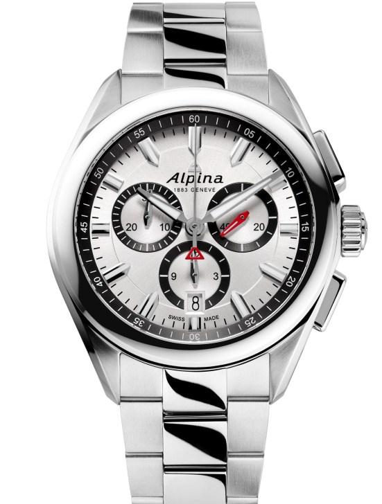 Alpina Alpiner Quartz Chronograph AL-373SB4E6B