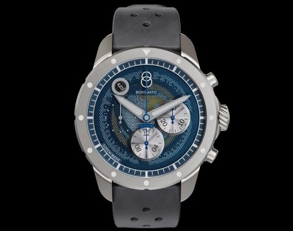 BOHEMATIC AERO MINOR chronograph watch