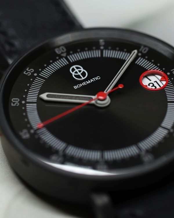 BOHEMATIC GRAPHIC SUTNAR mechanical watch