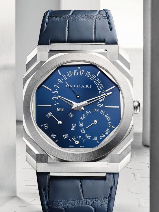 Bvlgari Octo Finissimo Perpetual Calendar Platinum 103463