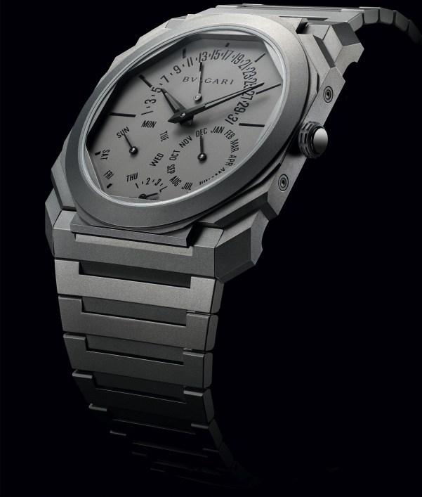 Bvlgari Octo Finissimo Perpetual Calendar Titanium 103200