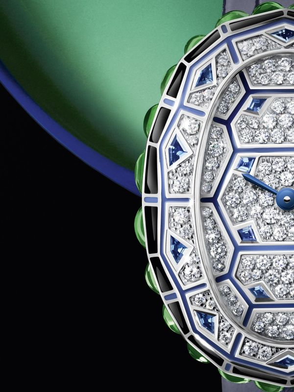Cartier Libre Baignoire Turtle Watch