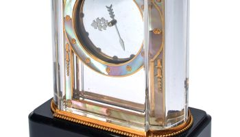 "Cartier Mystery Clock, Pendule Mystérieuse ""Modèle A"""