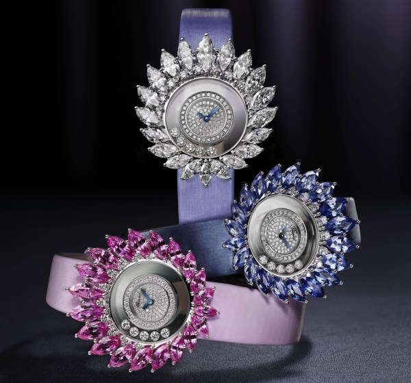 Chopard Haute Joaillerie Watch Collection