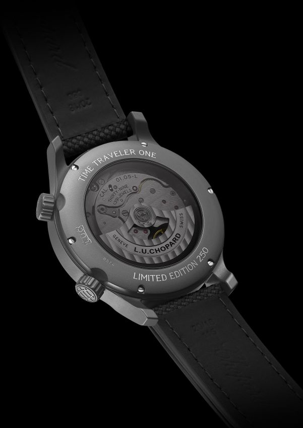 Chopard L.U.C Time Traveler One Black Limited Edition