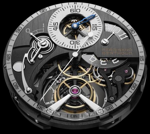 Ferdinand Berthoud Chronomètre FB RS Limited Edition watch movement