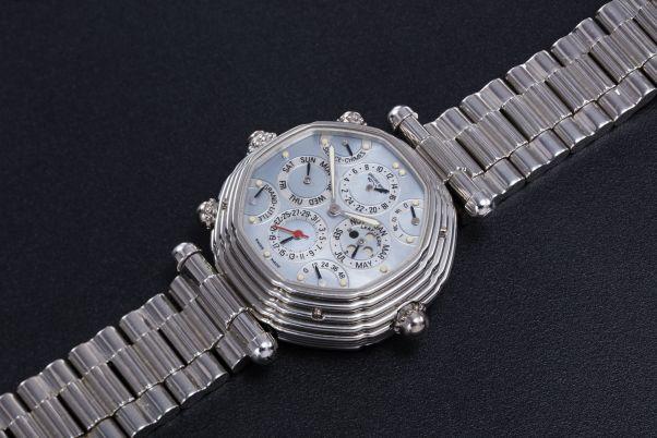 Gérald Genta Platinum Grand Sonnerie, No. 1, Ref. G0025.7