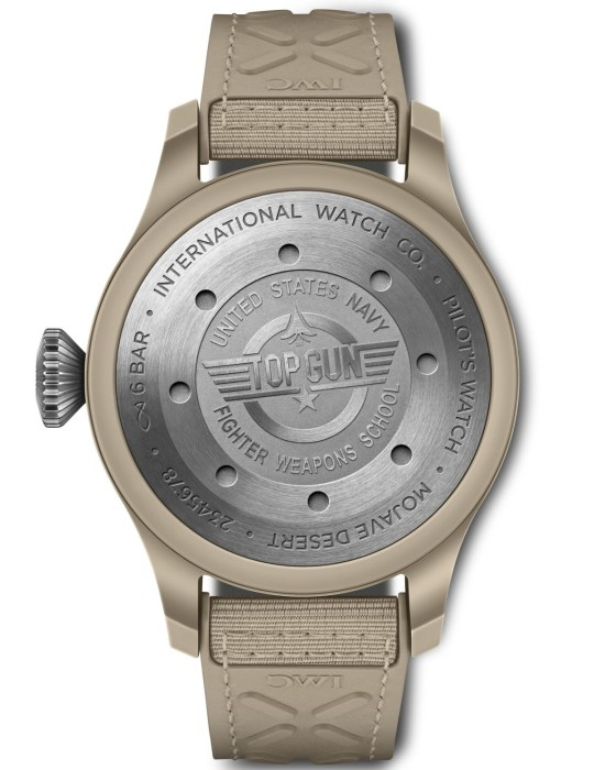 "IWC Schaffhausen Big Pilot's Watch TOP GUN Edition ""Mojave Desert"" (Ref. IW506003)"