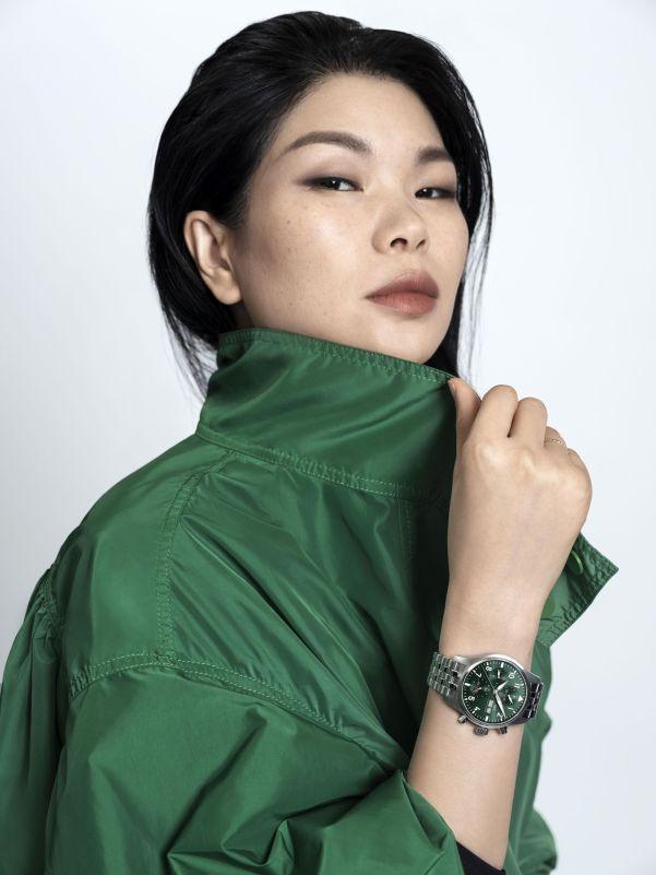 IWC Schaffhausen Appoints Chinese Fashion Entrepreneur Lu Yan as Its Brand Ambassador